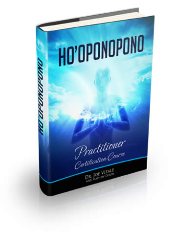 joe vitale ho'oponopono certification course review